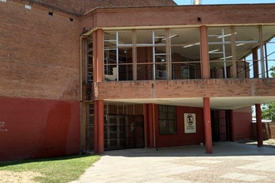 En una semana robaron 5 aires de la Escuela René Favaloro
