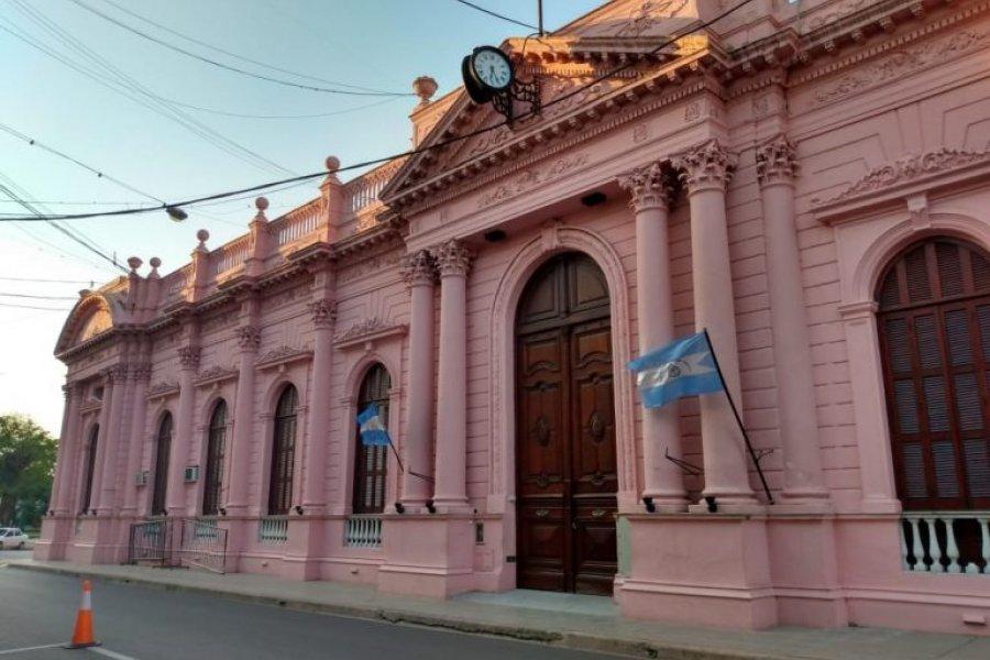 Corrientes: Custodios de la Casa de Gobierno con Coronavirus