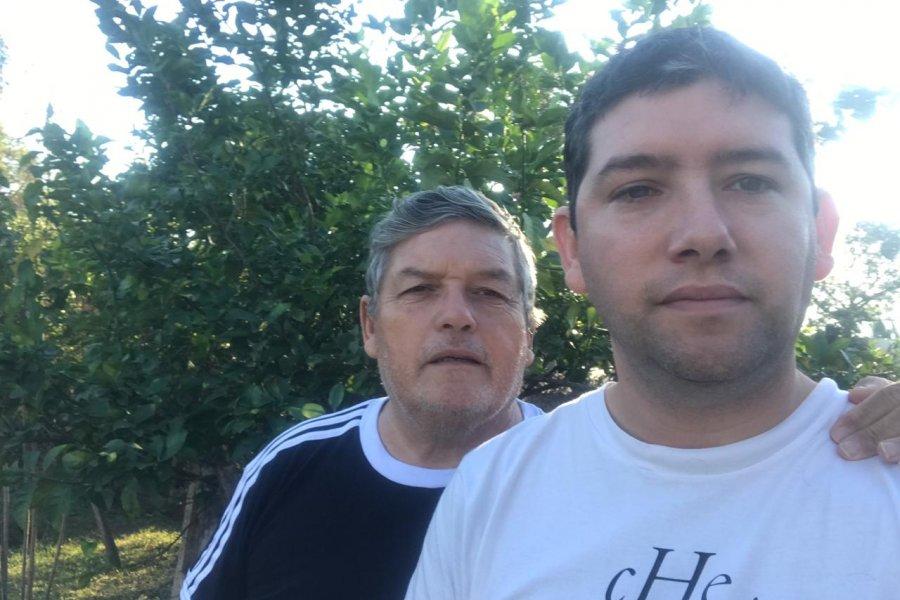 Falleció el Papá del Concejal Fabián Nieves
