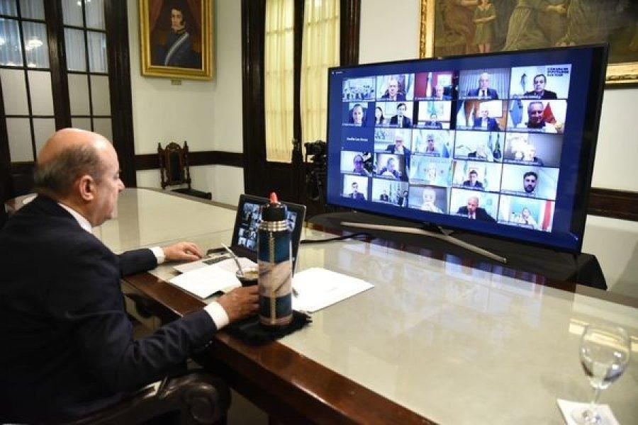"""""""El intercambio y la cooperación son claves para la inserción de Corrientes en el mundo"""""""