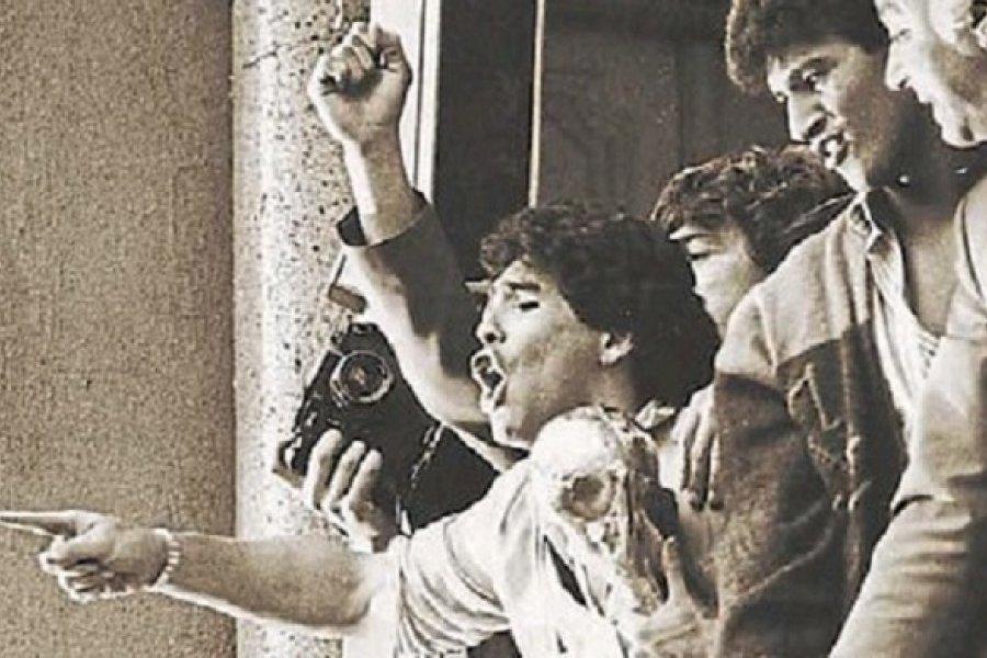Panorama semanal: Diego Maradona, réquiem