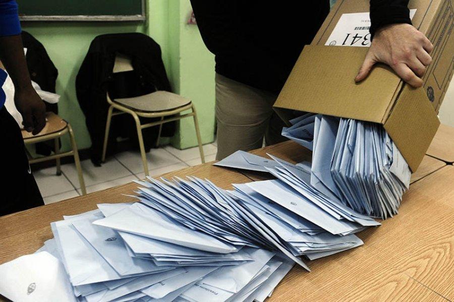 Comenzaron las elecciones municipales en Río Cuarto