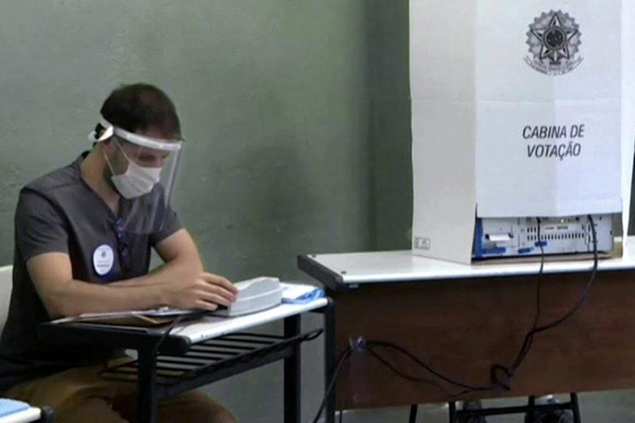 Con el foco en San Pablo, los brasileños van a las urnas en segunda vuelta en 57 ciudades