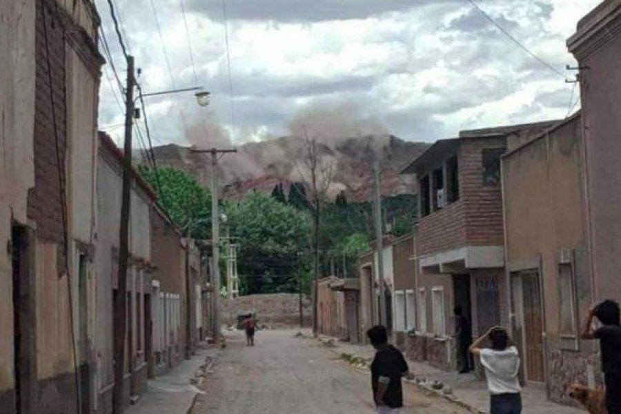 Un fuerte sismo de 5.9 grados golpeó a Salta y Jujuy