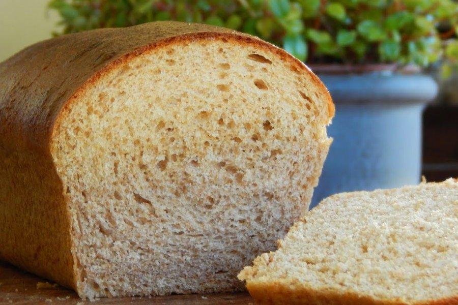 Cómo preparar pan lactal sin gluten