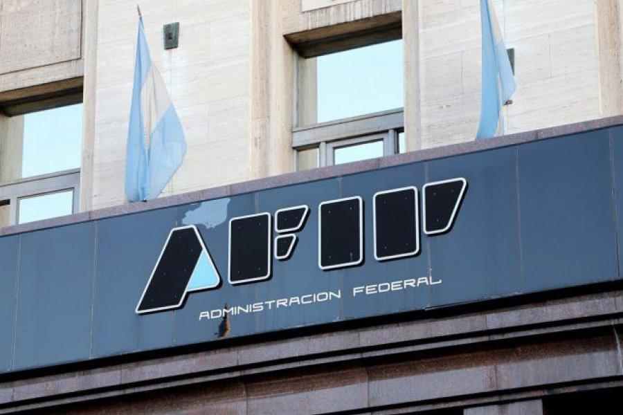 AFIP anunció una prórroga de beneficios para contribuyentes