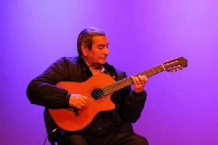 Tristeza en el mundo chamamecero: Murió el guitarrista Juan Saccú