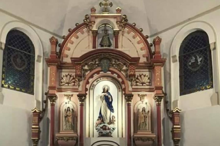La Inmaculada Concepción tendrá un festejo diferente