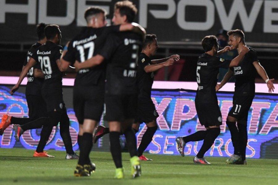 San Lorenzo define su clasificación ante Estudiantes en La Plata
