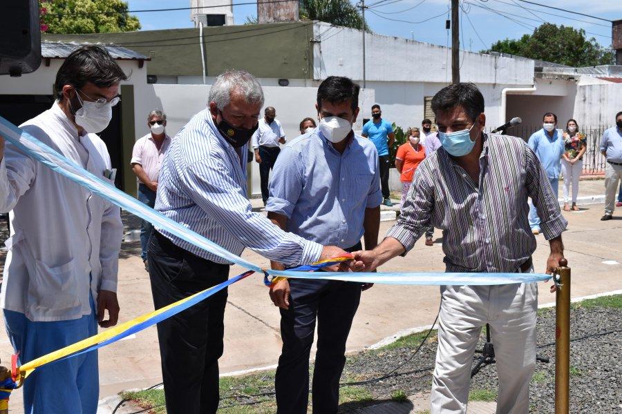 Irigoyen inauguró el nuevo Centro Integrador Municipal Dr. Abel Eugenio Grela