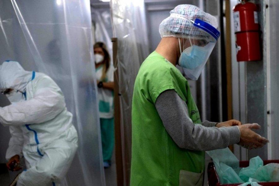 257 muertos y 5.726 nuevos casos de Coronavirus en Argentina