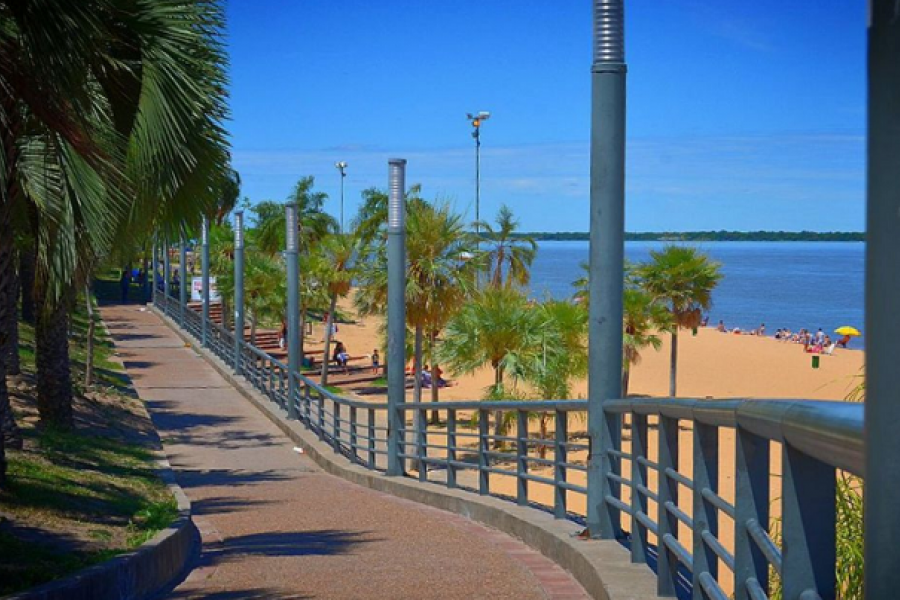 Se espera una jornada húmeda y con mucho calor en Corrientes