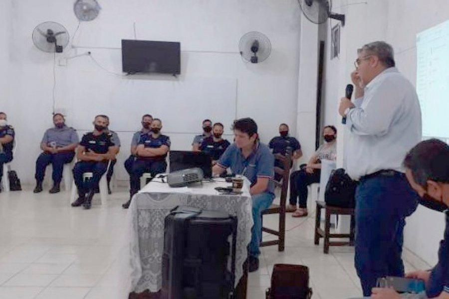 Poder judicial capacita a policías de Corrientes