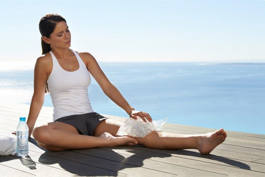 Para aliviar el dolor ¿es mejor aplicar frío o calor?