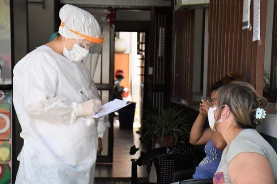 Instalarán más centros de testeos de Coronavirus