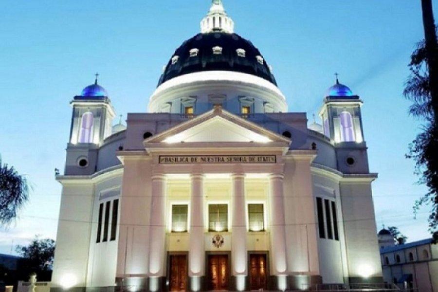 Festejo virtual por los 405 años de Itatí y Día de la Inmaculada Concepción