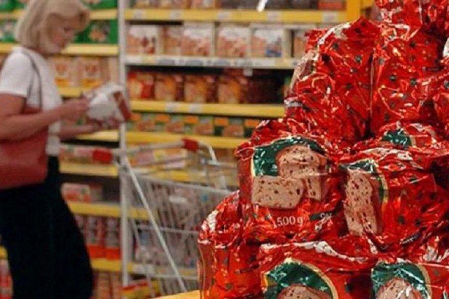 Lanzan una canasta navideña a $250 en comercios de todo el país