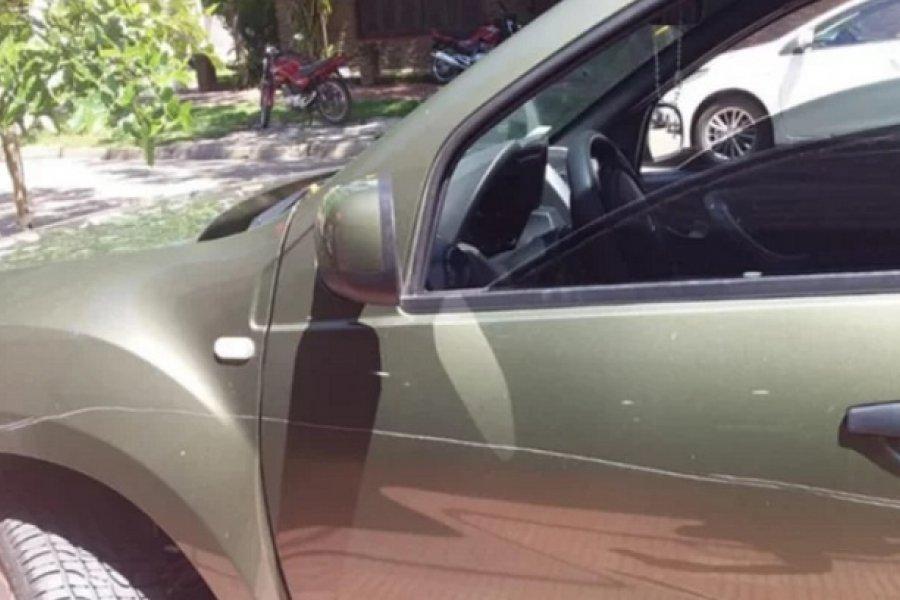 Recuperados de Covid denuncian que les rayaron el auto por contraer el virus
