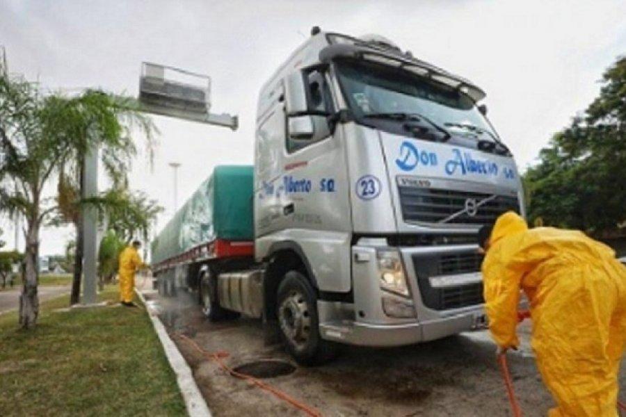 Corrientes con más contagios diarios y casos activos que Chaco
