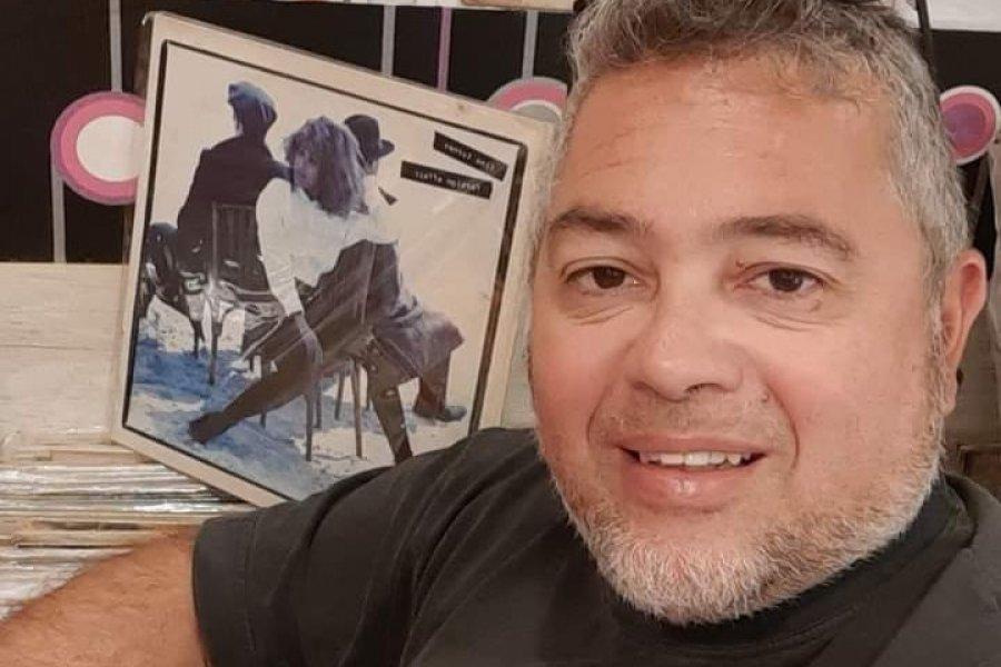 Murió por coronavirus en DJ correntino Horacio Quiroz