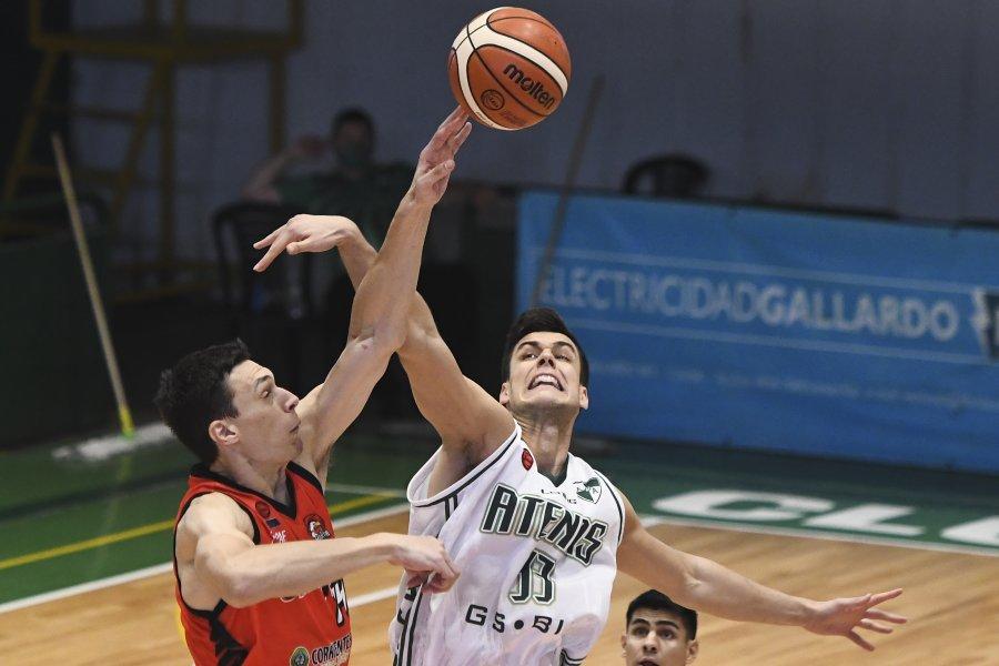 San Martín espera confiado por el retorno de la competencia