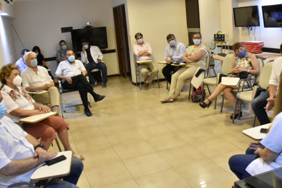 Clínicas podrían recibir pacientes con alta del Hospital de Campaña