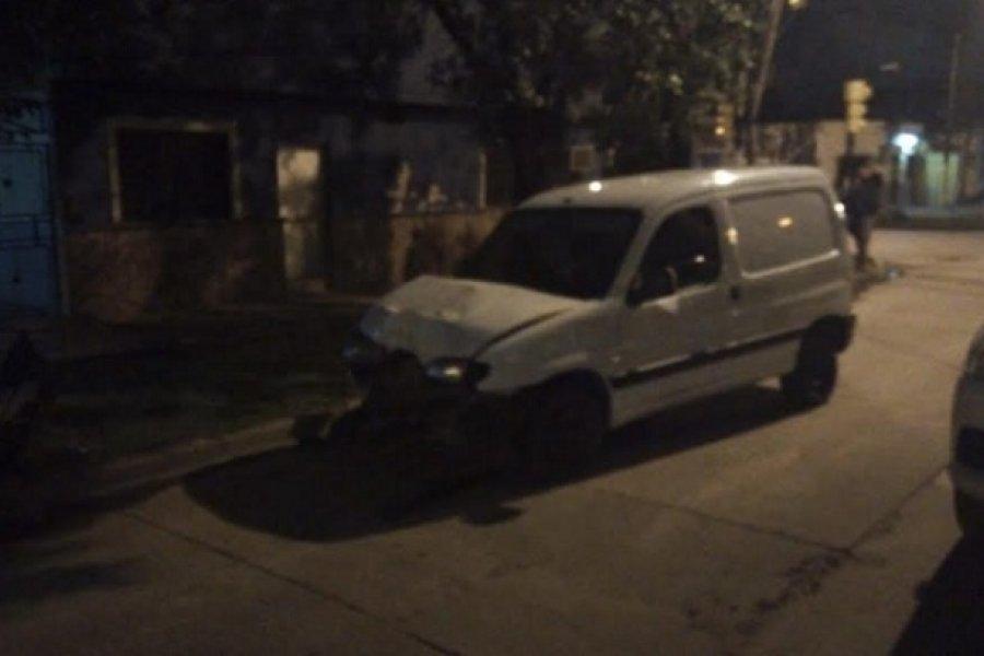 Recuperaron un vehículo utilitario sustraído: Un detenido
