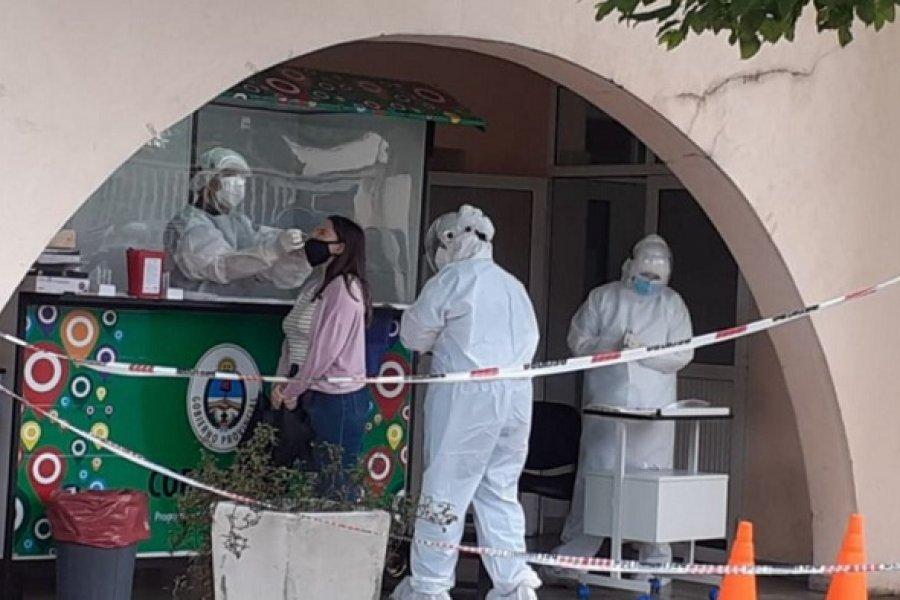 Corrientes sumó 233 contagios y superó la barrera de los 10.000 casos de Coronavirus