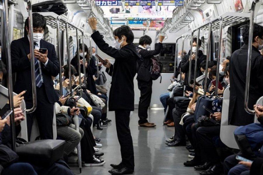 Japón informa su mayor cifra de muertes desde principios de mayo