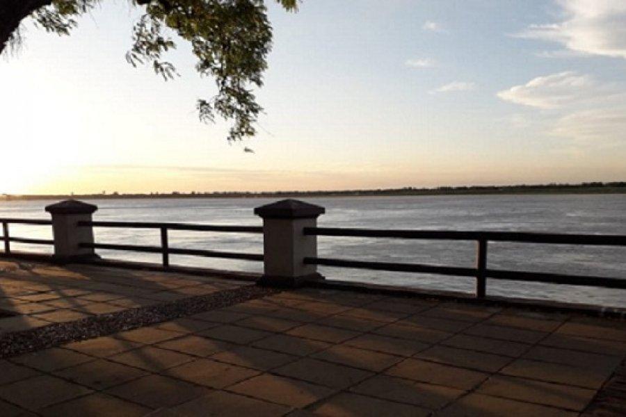 Corrientes con cielo despejado: Se espera una máxima de 31 °C