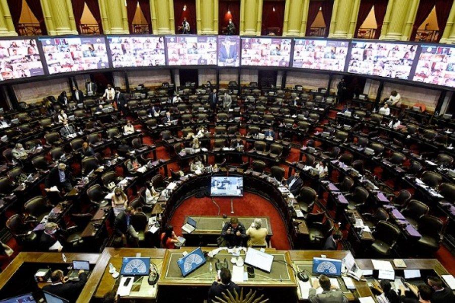 Diputados avanzará con el debate sobre el aborto, de cara a la sesión del próximo jueves