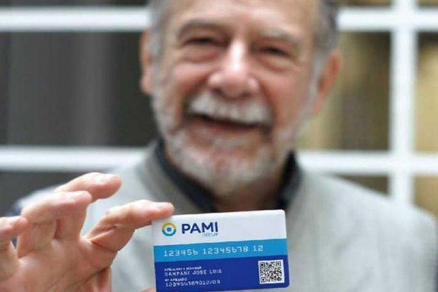 PAMI otorgará un bono de $3000 a sus afiliados