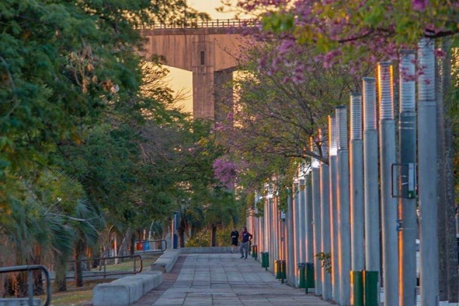 Pronostican un sábado nublado pero sin lluvias en Corrientes