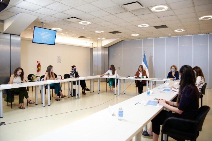 Presentación del Informe Nacional Violencias extremas y muertes violentas de mujeres