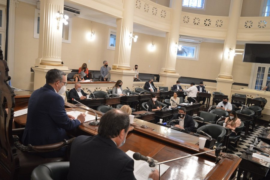 El Concejo aprobó la primera lectura de la actualización tarifaria del boleto urbano
