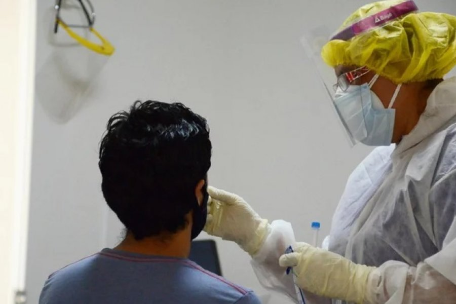 Habilitan más centros de testeos en Corrientes