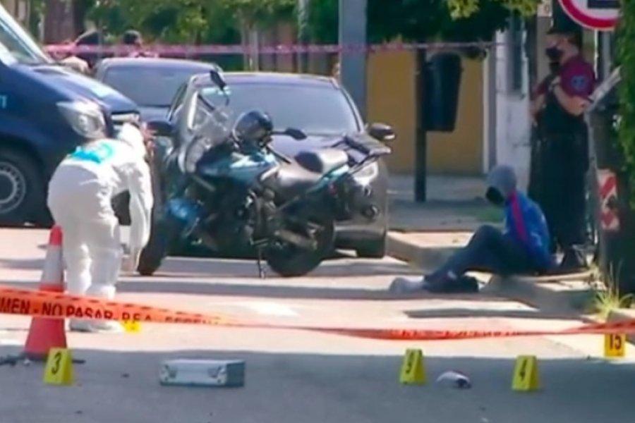 Un policía y un ladrón murieron tras un robo