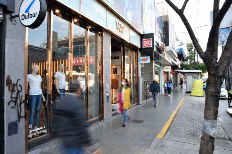 Las ventas minoristas cayeron 6,7% anual en noviembre