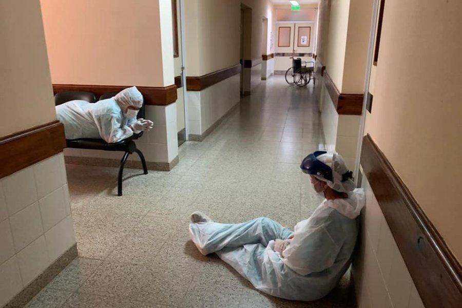 Exigen reincorporación de trabajadores esenciales despedidos por Salud Pública