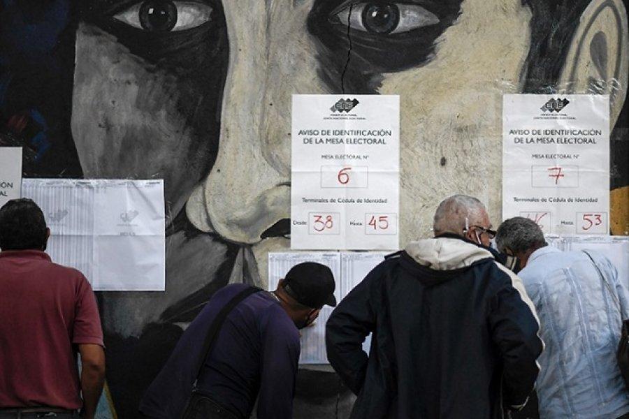 Maduro recobra el control del Parlamento, tras un amplio triunfo en las elecciones