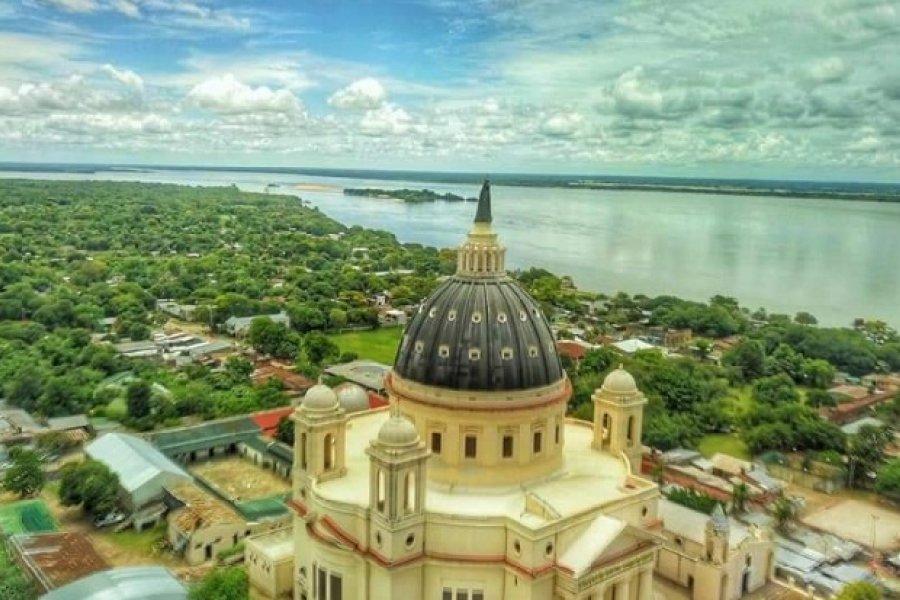 Itatí celebra su 405º aniversario bajo estrictos protocolos sanitarios