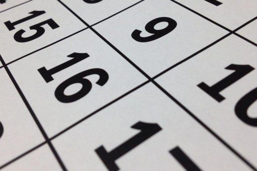 El Gobierno publicó el cronograma oficial de feriados 2021