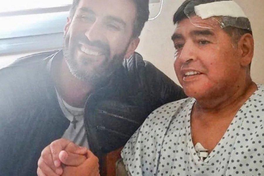 Peritarán este viernes los celulares secuestrados a Leopoldo Luque y a la psiquiatra de Maradona