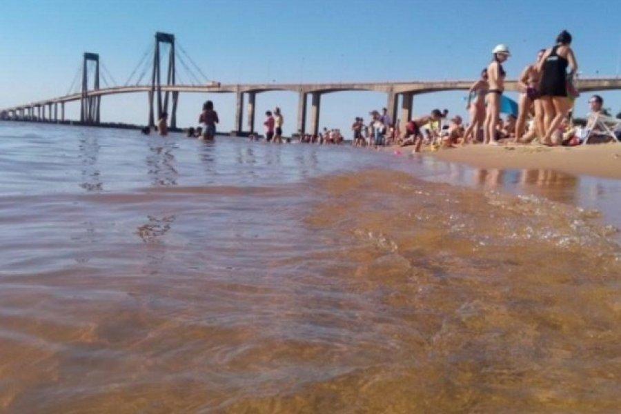 Chaqueños que deseen visitar playas de Corrientes deben pagar hisopado