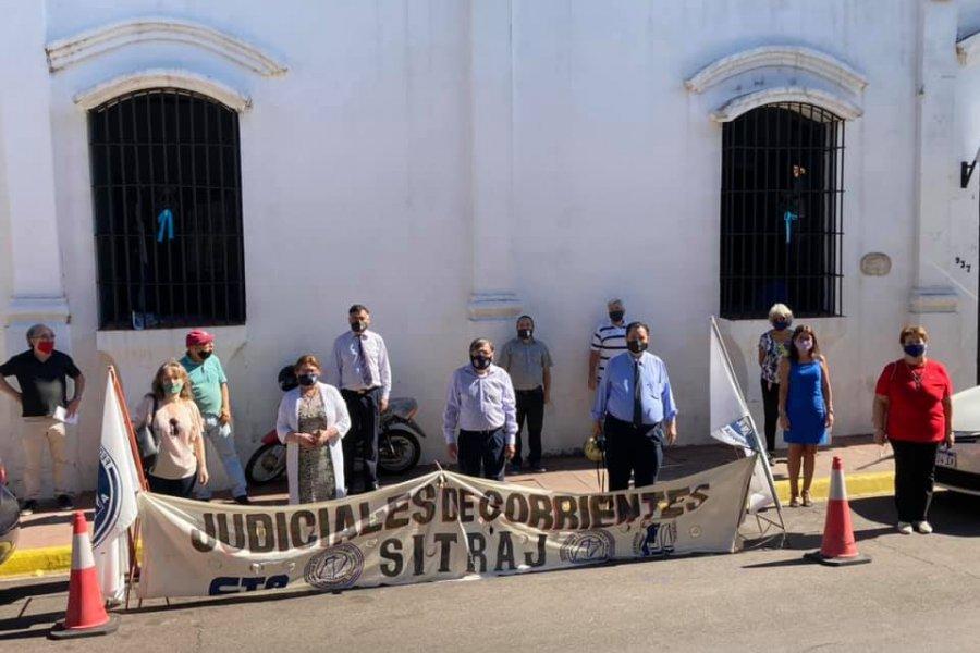 Trabajadores judiciales marcharán pidiendo recomposición salarial