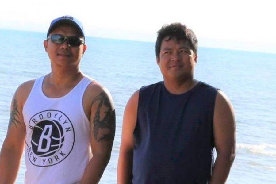 Dos amigos se metieron al mar para rescatar a sus hijos y murieron