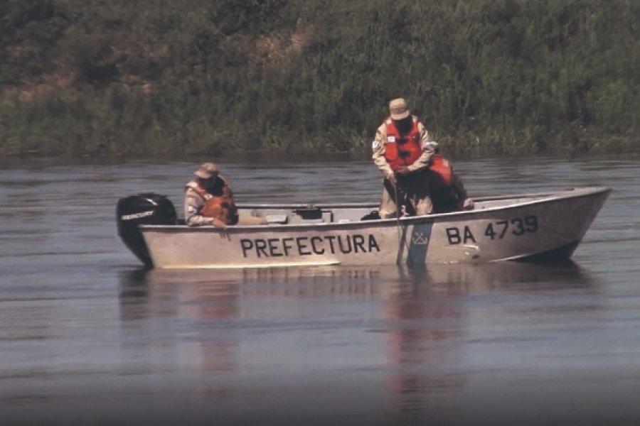 Siguen sin hallar a un joven desaparecido en el río Corriente