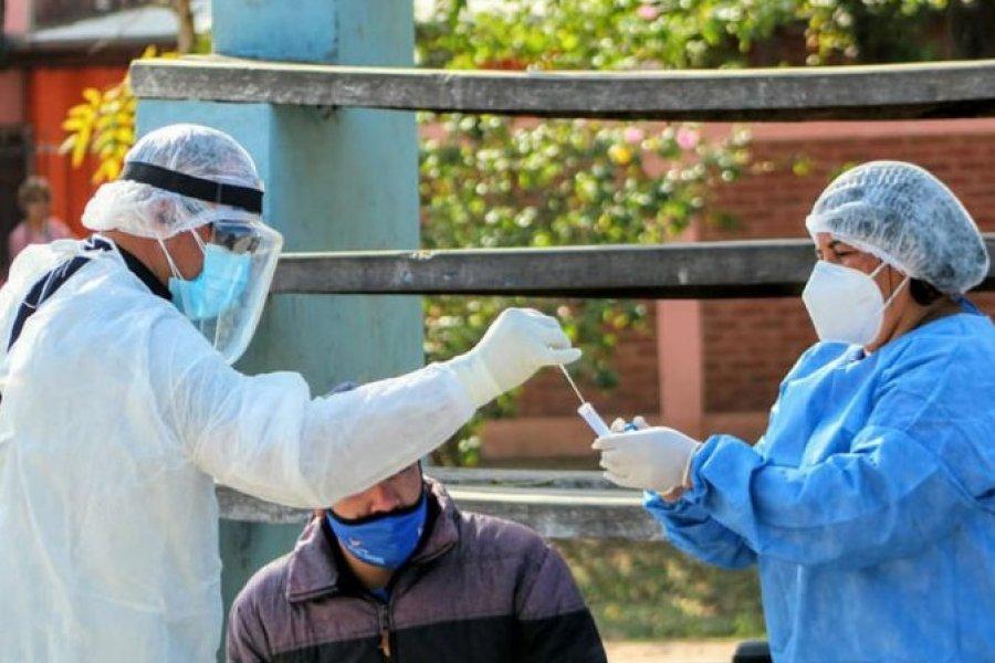 Nueve meses de pandemia en el Chaco: 604 muertos y más de 20.800 contagios
