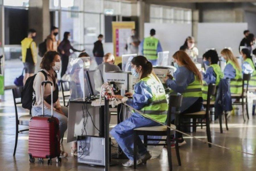 Debutó el test de saliva para turistas en CABA: requisitos y multas