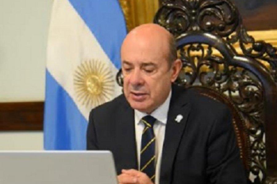 Canteros: Curitiba y Corrientes tenemos intereses en común
